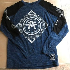 American Fighter 1799 Apollo Court long sleeve